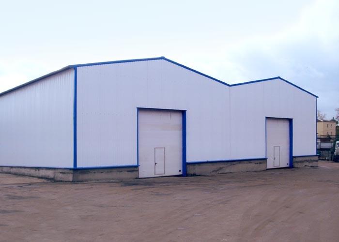 Строительство каркасных гаражей под ключ